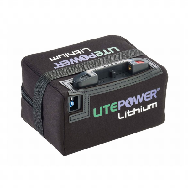 LitePower Extended Range Lithium Battery & Charger | Trade-in Discount Available